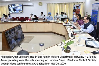 Haryana launches Three health related programes