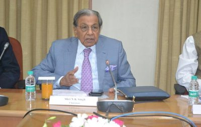 First Meeting of 15th Finance Commission on  Fiscal Consolidation Roadmap wil be on May 21