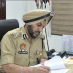Commissioerate Police challans 124 persons spot without Mask