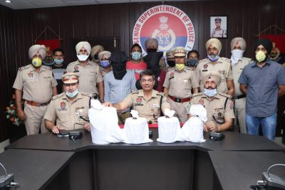 CIA (Rural) Police arrests Two narcotic Smugglars recovers 18 Kg Opium