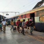 350thShramik Express train moves from Ludhiana for Bihar with 1,600 migrants