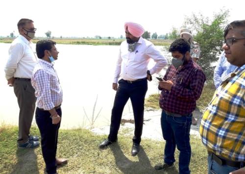 Rs 4 Cr to spend on Dhusi Bandh for strengthning its embankments