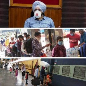 Over 16,000 migrants transported from Ferozpur by 15Shram Special trains