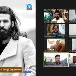 Apeejay College of Fine Arts invites alumnus Nitin Chauhan