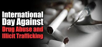 International Day against Drug Abuse and Illicit Trafficking to be observed throughout district: DC