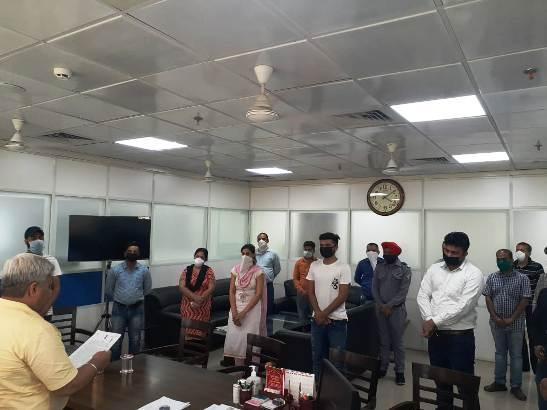 First time Passport Day celebrations held via video conference, amid Corona