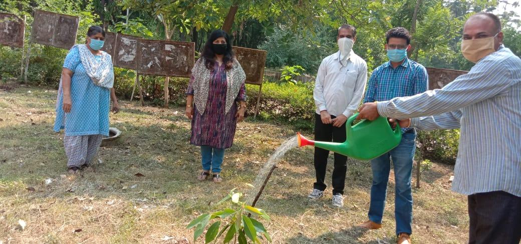 World Environment Day by PU Deptts
