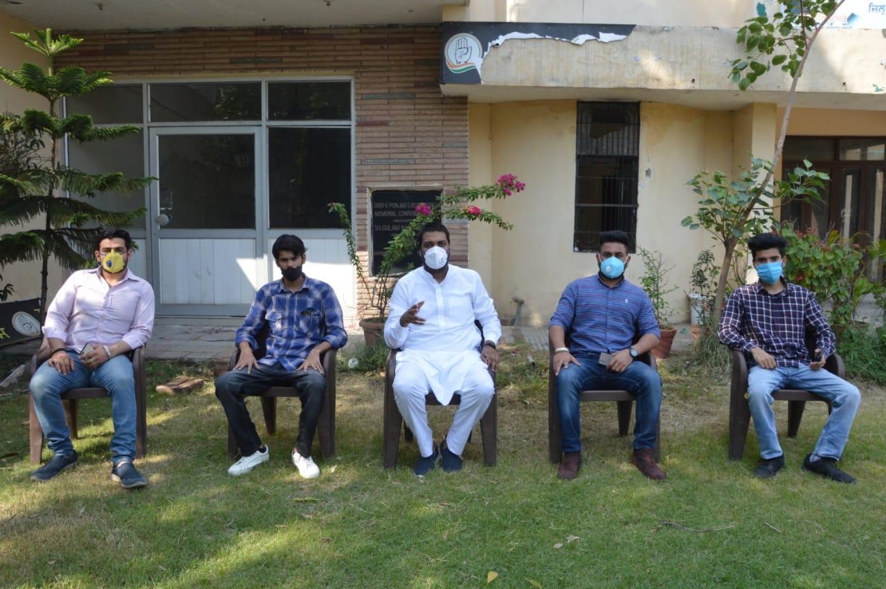 Youth Congress Jalandhar( U) to organize Blood Donation Camp on June 5