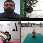 Sports Coaches also join as Mission Fateh Warriors