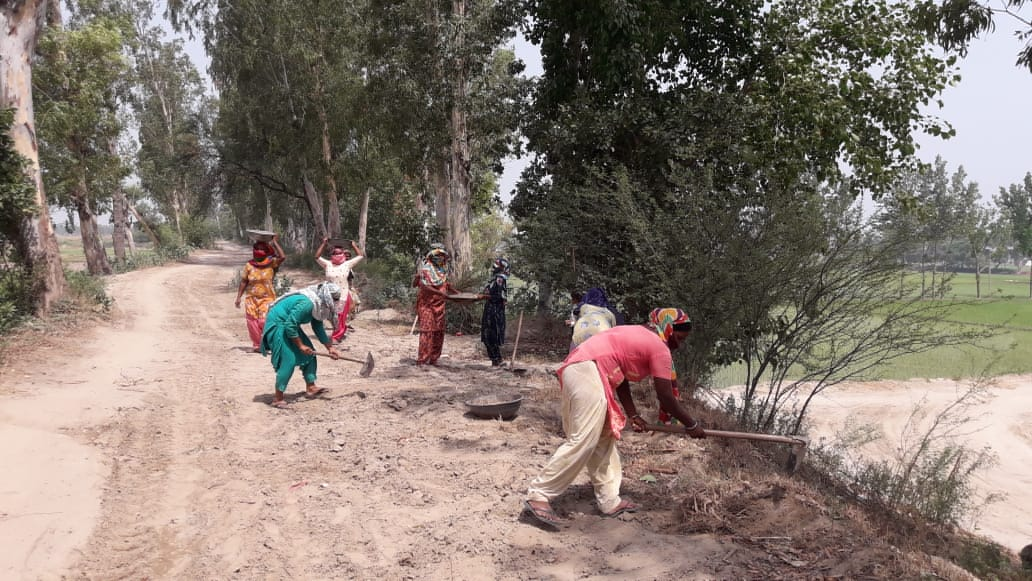 Works going at full pace in Phillaur, Nakodar and Shahkot Sub-Divisions
