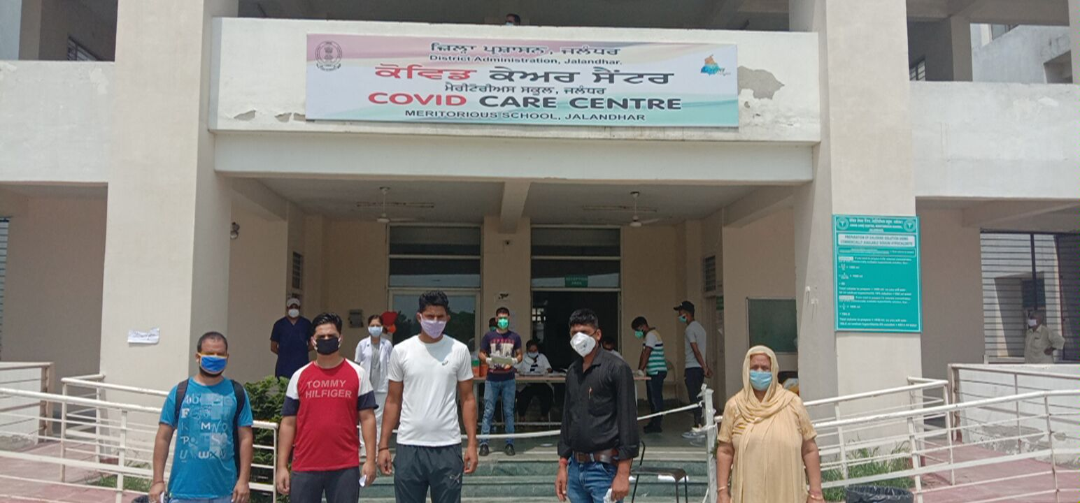 Covid-19 Pandemic- 77 COVID patients more discharged after recovery