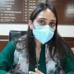 Sonali Giri DC Ropar self Quarantine after SDM tests Corona politive