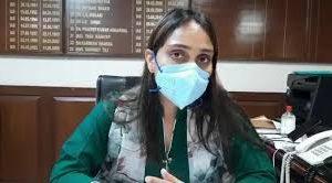 Sonali Giri DC Ropar self Quarantine after SDM tests Corona politive
