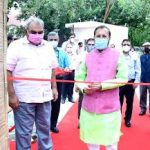 Comptroller and Auditor General of India in New Delhi inaugurates Unique Urban Forest