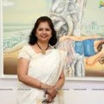 Renuka Sondhi takes the world by her art works.
