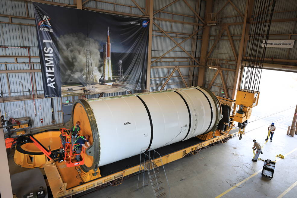 NASA Plans for More SLS Rocket Boosters to Launch Artemis Moon Missions