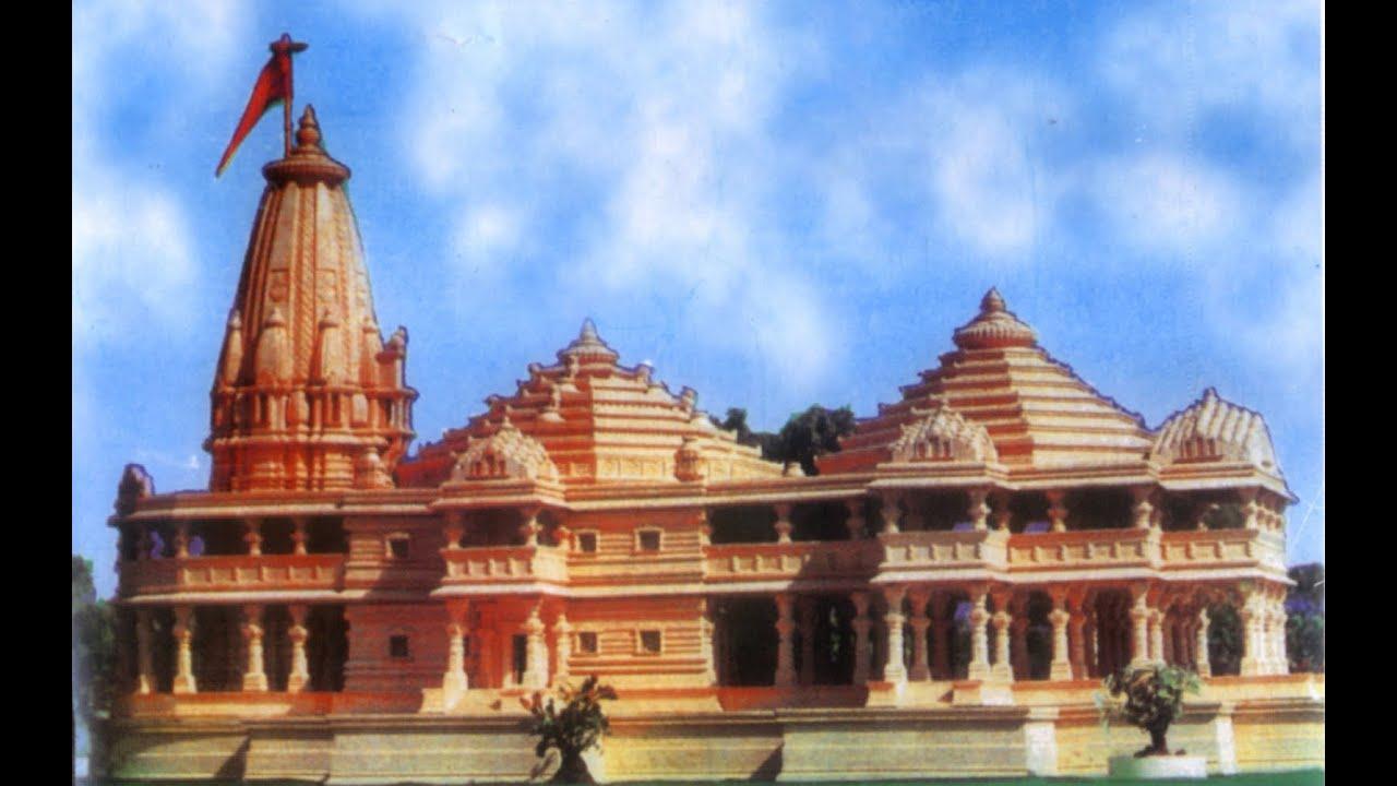 पिन्क स्टोन से बनेगा श्रीराम जन्मभूमि का मुख्य मंदिर