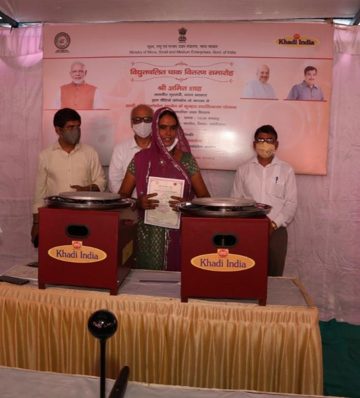 Empowering Potters' Community a Big Step towards Inclusive Development: Amit Shah