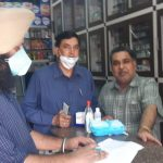 Joint teams various departments conduct raids on Medical Shops