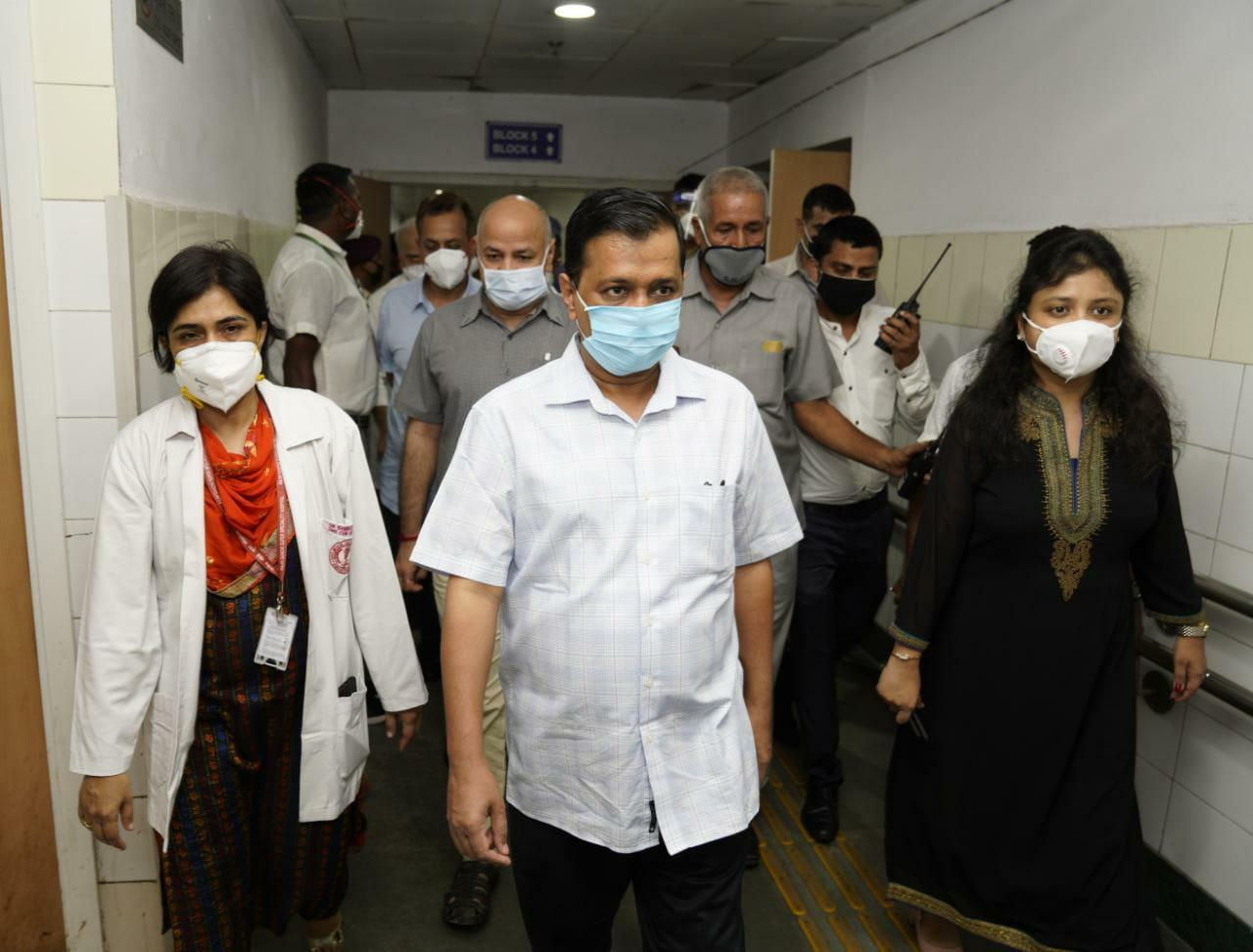 More ICU beds will ensure better treatment of patients, Kejriwal