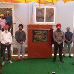 S.Sukhjinder Singh Randhawa inaugurates Markfed Modern Cattlefeed Plant