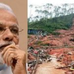 PM expresses grief over loss of lives due to a landslide in Rajamalai