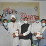 Technical Edn Minister gives away 15 Smart Phones to Class XII Students