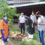 PU Girls Hostels No. 3-6 carries Plantation Drive
