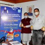 CM launches nutritional immunity boosting Him Haldi Dudh