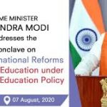 English rendering of text of PM's speech at Higher Education Conclave