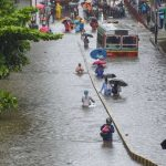 Heavy rain batters India's Mumbai disrupting rail and road traffic