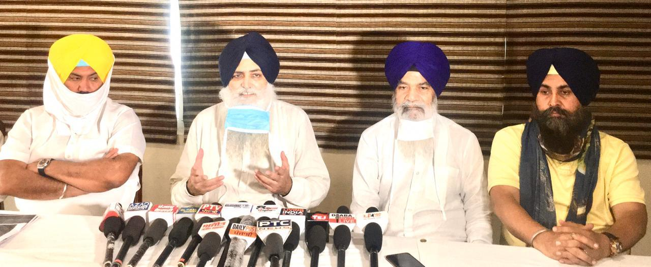SAD demands Danny and Sadhu Singh be booked for Muchhal hooch tragedy